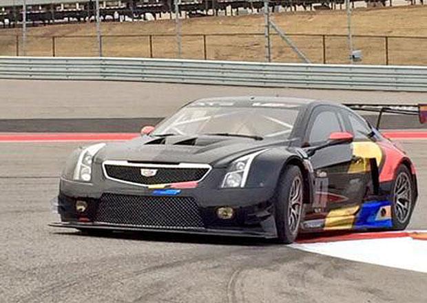 Cadillac ATS-V.R: Luxusní odnož GM vyráží do GT3