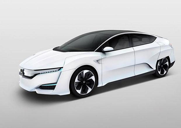 Honda FCV Concept: V prodeji vroce 2016 s dojezdem přes 700 km