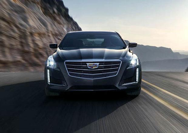 Zájem o Cadillacy ATS a CTS klesá, GM omezuje výrobu
