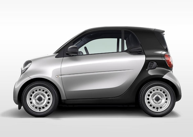 Smart Fortwo: Nabídku rozšiřuje základní tříválec s 45 kW