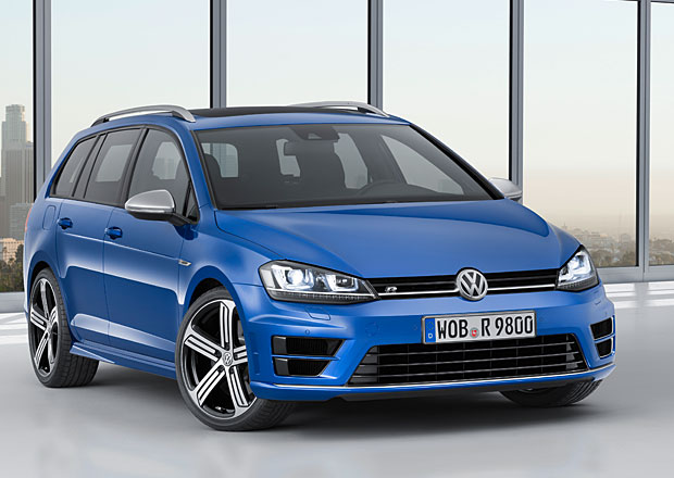 Volkswagen Golf R Variant: Ostrý hoch vpraktickém balení