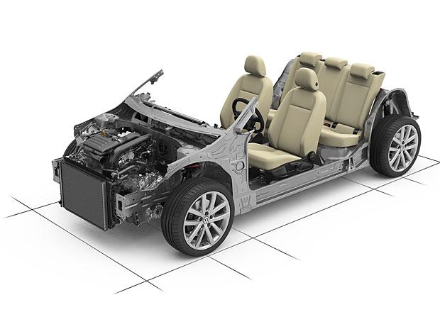 Volkswagen vyvíjí levnější variantu MQB pro méně náročné trhy