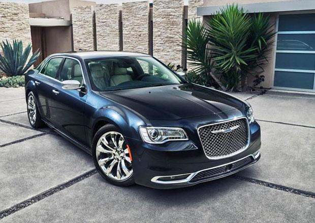 Chrysler 300: Facelift pro rok 2015