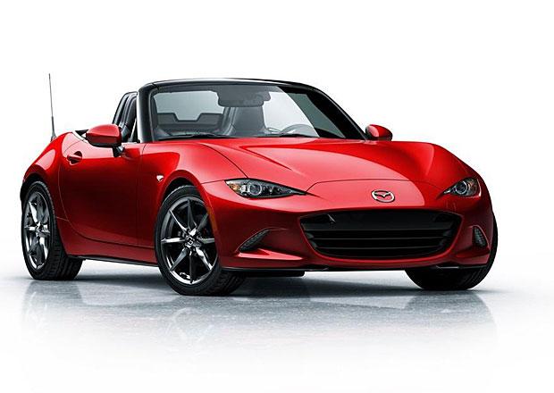 Mazda MX-5 2015: Výstavní premiéra v L.A. Co je nového?