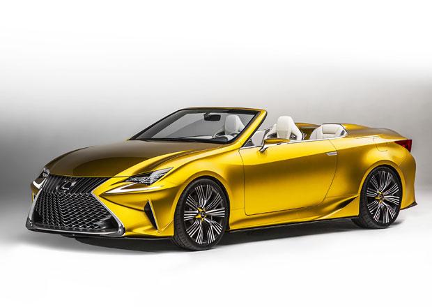 Lexus LF-C2 Concept: Kup� RC p�ijde o st�echu