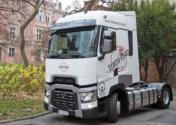 Renault Trucks vyrobil již 10.000 vozidel nové generace