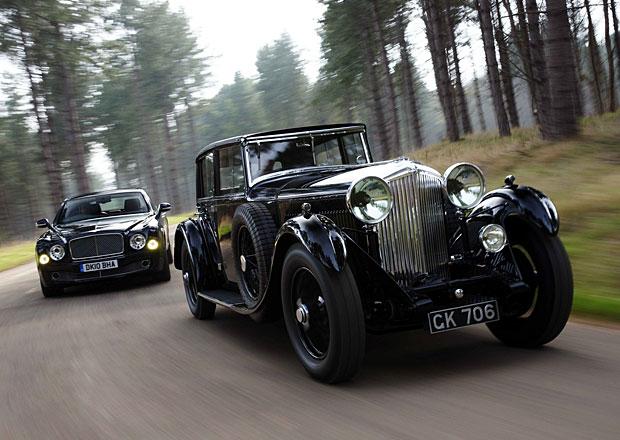 Bentley: Okřídlené B slaví 95 let