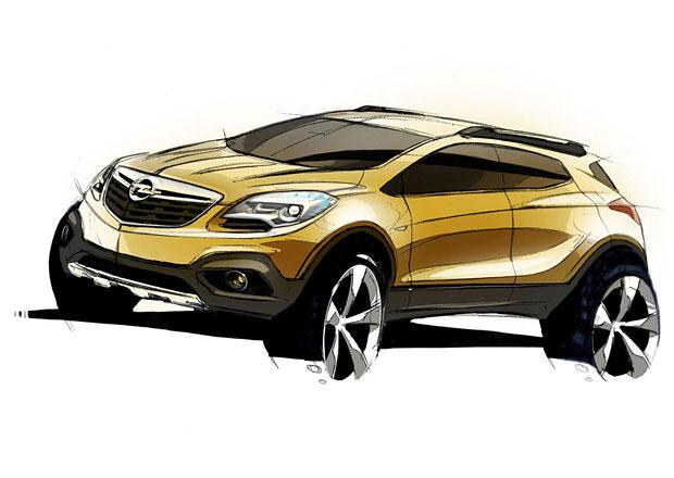 Opel potvrzuje příchod velkého SUV