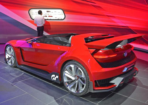 Volkswagen opět ukázal GTI Roadster. Znamená to něco?