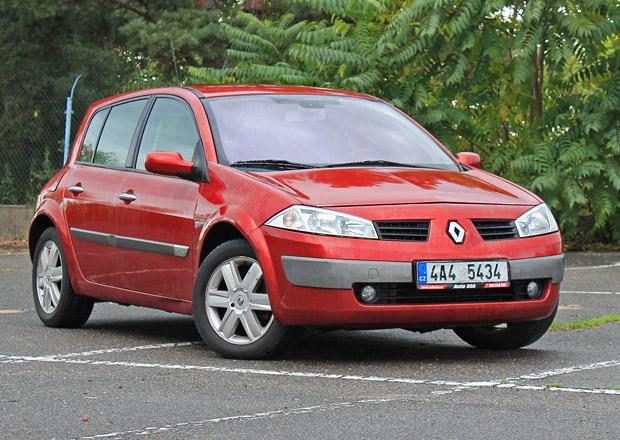 Ojetý Renault Mégane II: Soustřeďte se na benzin
