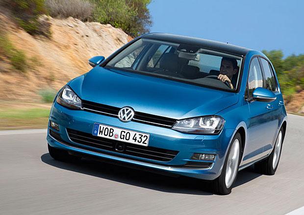 Volkswagen Golf VIII dostane desetistup�ov� automat a Bi-TDI