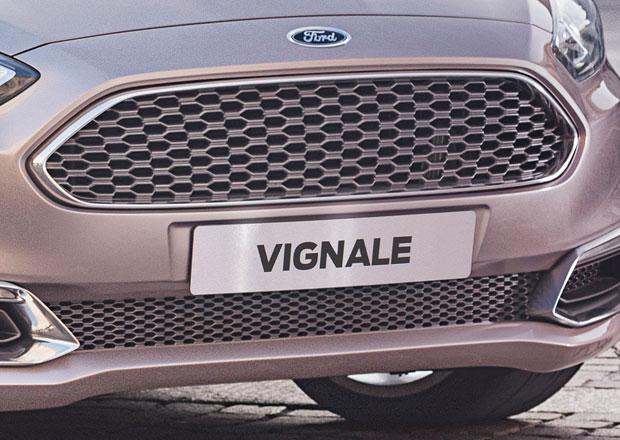 Ford plánuje udělat z Vignale samostatnou značku