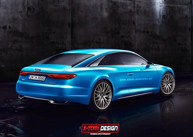 Audi A9: Tohle je možná budoucí podoba vozu