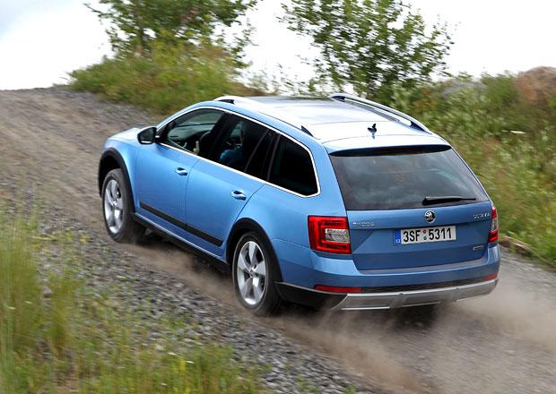 Evropský trh v říjnu 2014: Škoda Octavia šestá, Peugeot 208 se propadá