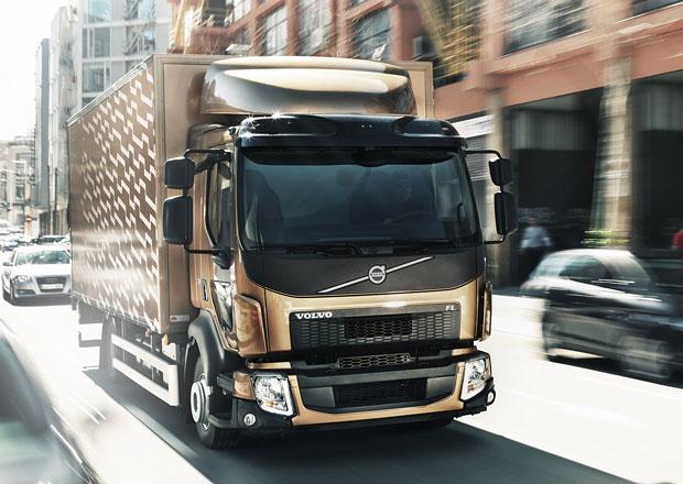 Volvo FL nastupuje s vyšší užitečnou hmotností