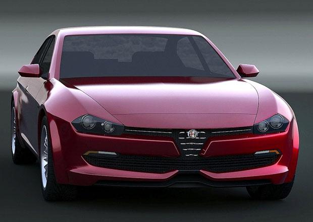 Nový sedan Alfa Romeo přijde v červnu, Giulia to ale nebude