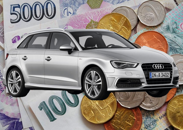 Audi Now: Jezd�te a o nic se nestarejte
