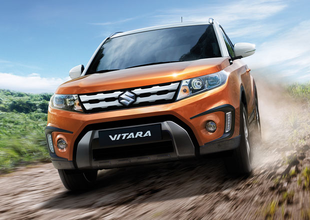 Suzuki má v plánu představit do roku 2017 šest nových modelů