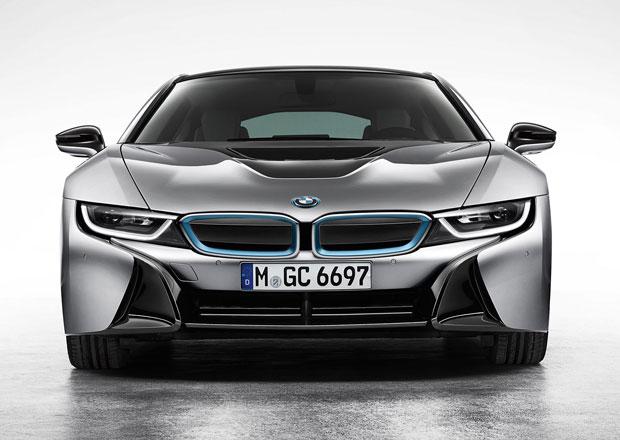 BMW i8s: Větší motor a více než 500 koní k oslavě výročí