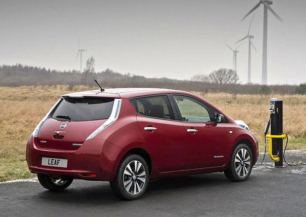 Renault-Nissan již prodal 200.000 elektromobilů