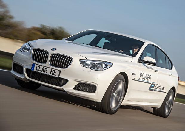 BMW Power eDrive: Nový plug-in hybrid bude mít přes 680 koní