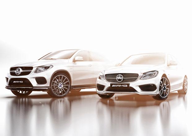 Mercedes-Benz AMG Sport: Levnější sportování s hvězdou potvrzeno