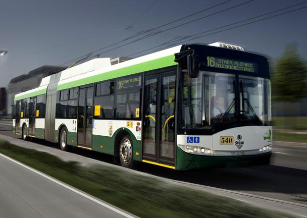 Škoda Electric a trolejbusy pro Slovensko