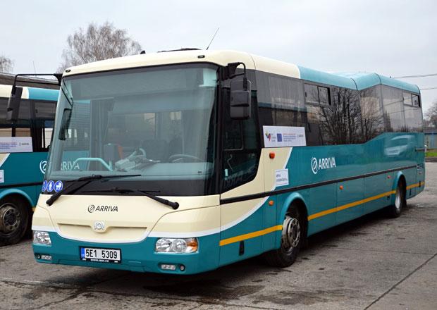 Arriva Východní Čechy má nové autobusy