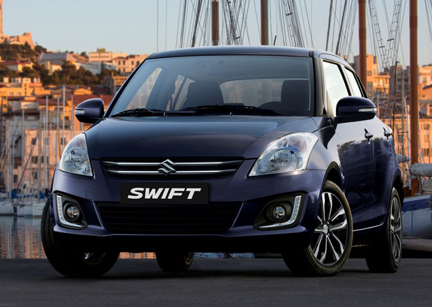 Suzuki Swift: Speciální edice za 276.700 Kč