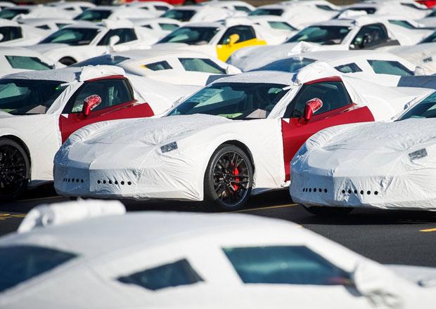 Chevrolet Corvette Z06: První kusy míří k zákazníkům