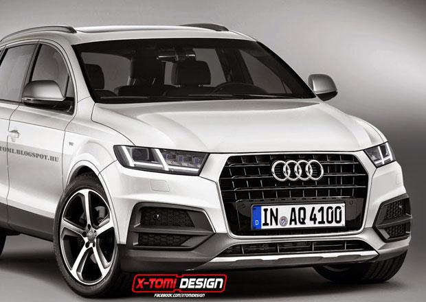 Audi Q7 druhé generace: Bude vypadat takto?