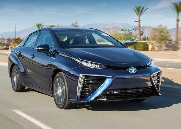 Toyota Mirai: Výroba v závodě v Motomachi