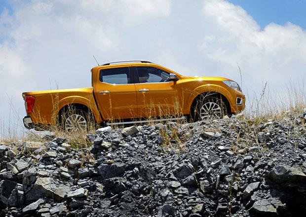 Nissan uvažuje o výkonnějším pick-upu Navara s logem Nismo