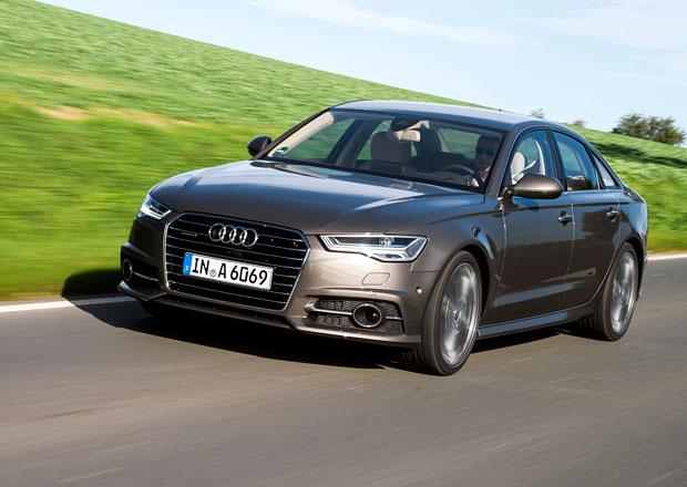 Audi A6 2015: České ceny začínají na 1.043.900 Kč