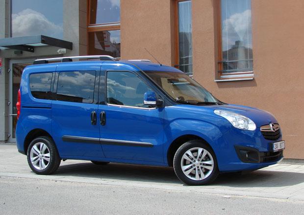 Opel Combo Tour 1.6 CDTI Enjoy: Family pracant