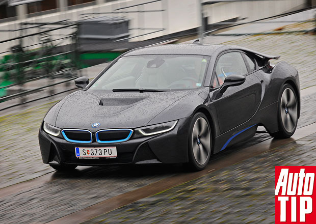 BMW i8 – Mission: (Im)possible