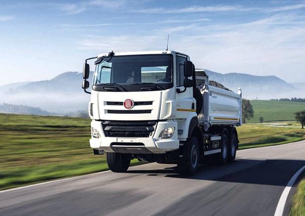 Tatra Phoenix nastupuje s motory Euro 6 (+video)