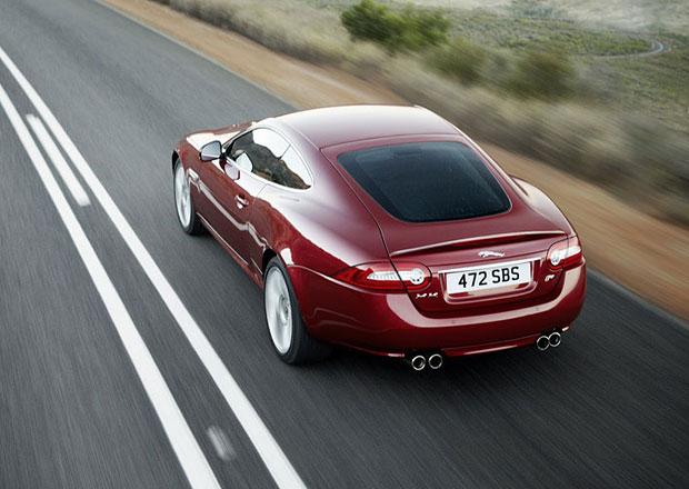 Jaguar XK se vrátí jako luxusní granturismo