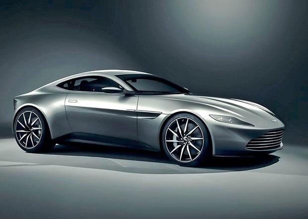 Aston Martin DB10: Modern� h�v, star� technika