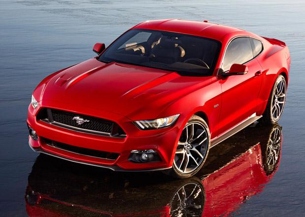 Ford Mustang hlásí rekordní prodeje