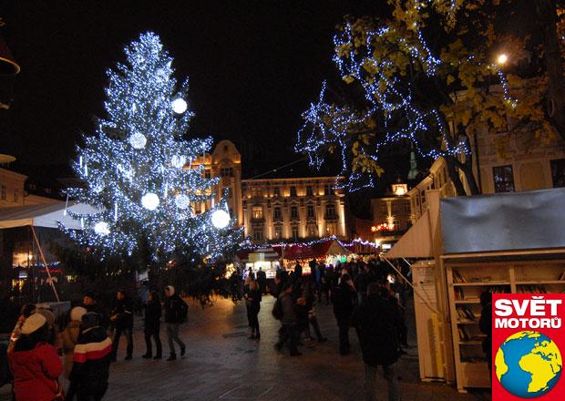 Advent v Bratislavě