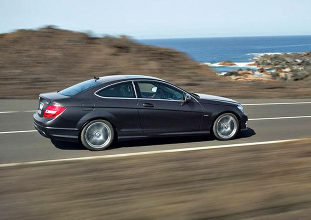 Mercedes-Benz C Coupe přijde za rok