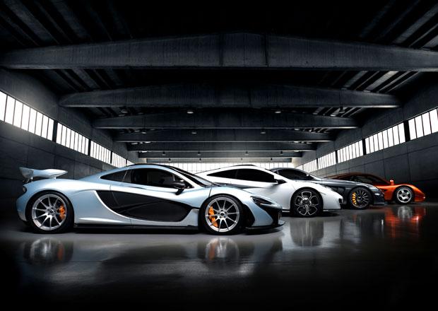 McLaren Special Operations: Jak si upravit britský supersport?