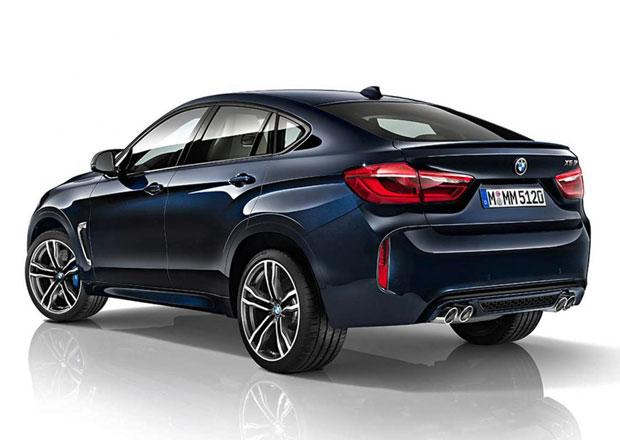 BMW představuje nabídku Individual pro X5 M a X6 M