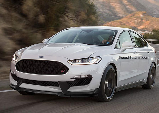 Ford Mondeo ST: Fantazie automobilce navzdory