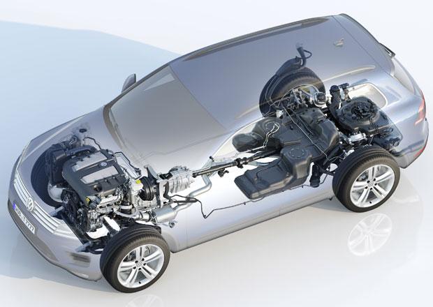 Volkswagen Touareg: SUV s vlastnostmi off-roadu