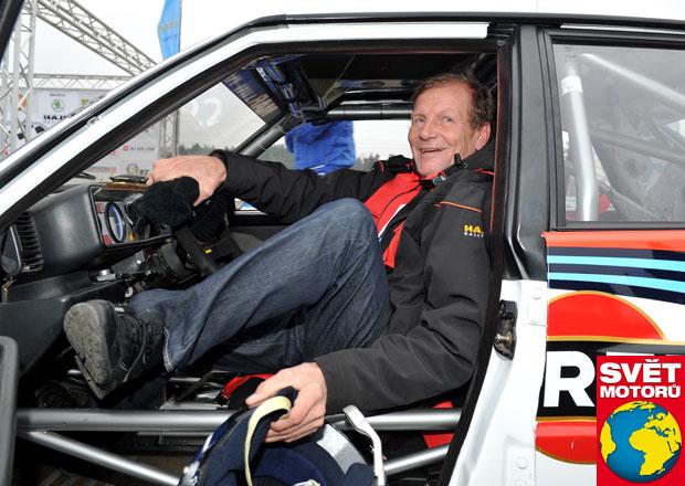 Rozhovor s Juhou Kankkunenem: Ze současných jezdců rallye nikdy nebudou legendy