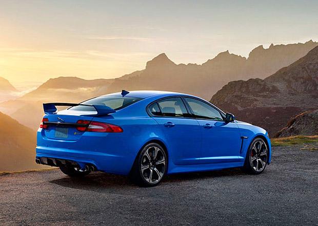 Jaguar XF: Druhá generace přijede za půl roku do New Yorku