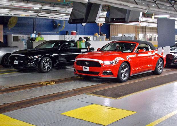 Ford Mustang Convertible míří do prodeje