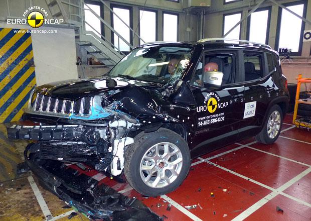 Euro NCAP 2014: Kia čtyři hvězdy, Audi a Jeep po pěti hvězdách